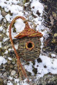 Vogel - Nisthäusl